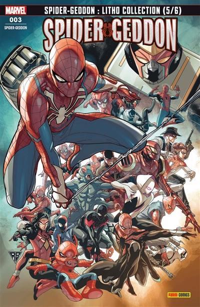 Spider-Geddon. n° 3,