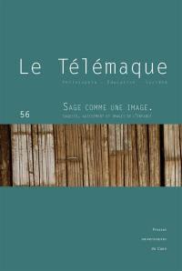 Télémaque (Le). n° 56, Sage comme une image