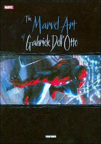 The Marvel art