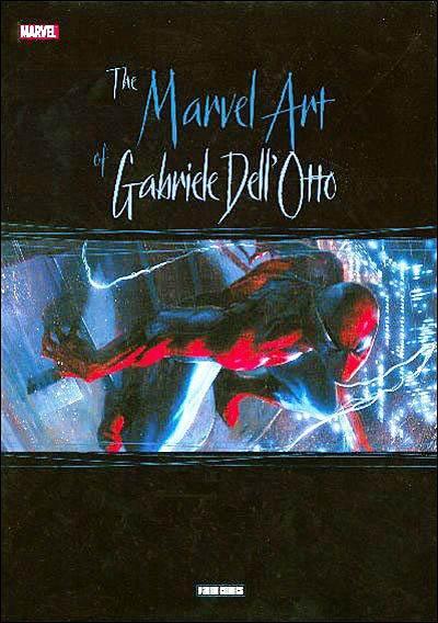 The Marvel art