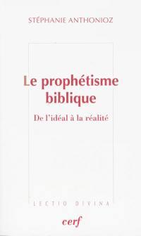 Le prophétisme biblique