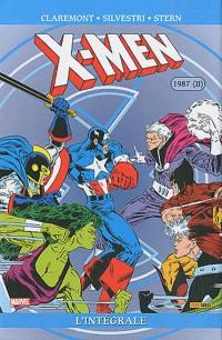 X-Men : l'intégrale. Vol. 18. 1987 (II)