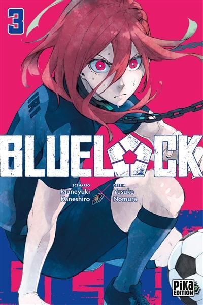 Blue lock. Vol. 3