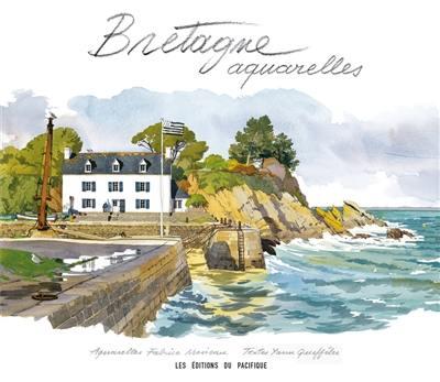 Bretagne aquarelles