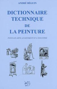 Dictionnaire technique de la peinture