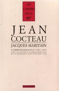 Cahiers Jean Cocteau. n° 12, Correspondance