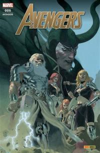 Avengers. n° 5,