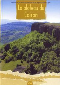 Le plateau du Coiron