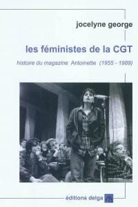 Les féministes de la CGT