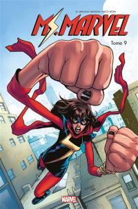 Miss Marvel. Volume 9, Le ratio
