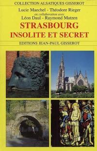 Strasbourg insolite et secret