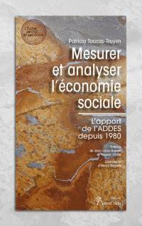Mesurer et analyser l'économie sociale