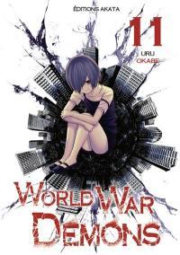 World war demons. Volume 11,