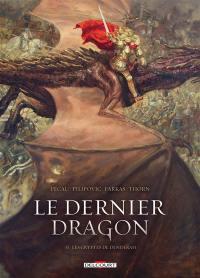 Le dernier dragon. Volume 2, Les cryptes de Dendérah