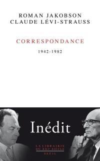 Correspondance, 1942-1982