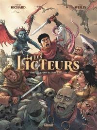 Les licteurs. Volume 1, La mort du grand dieu Pan