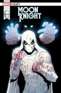 Moon Knight. Volume 1, La folie dans le sang