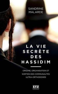 La vie secrète des hassidim