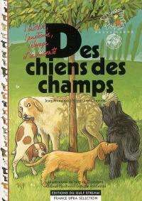 Des chiens des champs : l'histoire, l'anatomie, l'élevage et la diversité