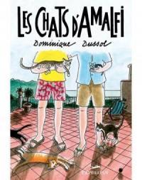 Les chats d'Amalfi