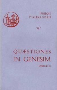 Quaestiones et solutiones in Genesim