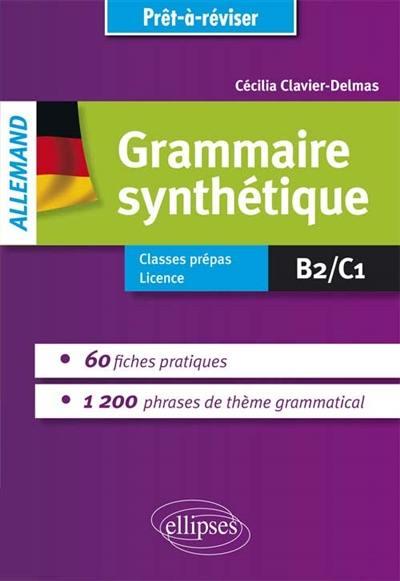 Grammaire synthétique