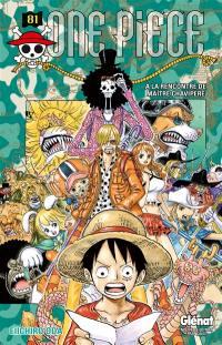 One Piece. Volume 81, A la rencontre de Maître Chavipère