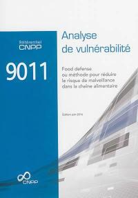Référentiel CNPP 9011