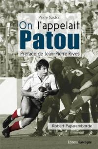 On l'appelait Patou