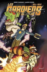 All-New Les gardiens de la galaxie. Volume 1, Ni vu ni connu