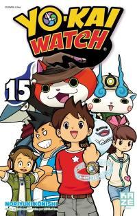 Yo-kai watch. Volume 15,