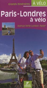 Paris-Londres à vélo