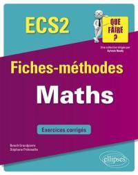 Maths ECS 2