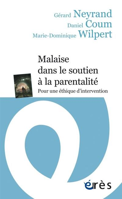Malaise dans le soutien à la parentalité
