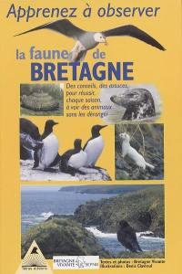 Apprenez à observer la faune de Bretagne