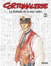 Corto Maltese, La ballade de la mer salée