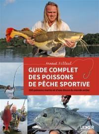 Guide complet des poissons de pêche sportive