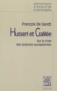 Husserl et Galilée