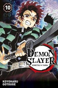 Demon slayer. Volume 10,