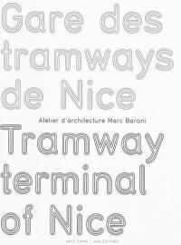Gare des tramways de Nice