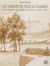 Les jardins de Vaux-le-Vicomte