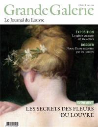 Grande Galerie, le journal du Louvre. n° 48, Notre-Dame racontée par les oeuvres