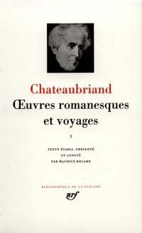 Oeuvres romanesques et voyages. Volume 1,
