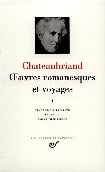 Oeuvres romanesques et voyages. Volume 1,