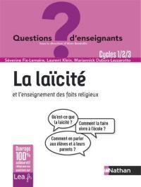 La laïcité et l'enseignement des faits religieux