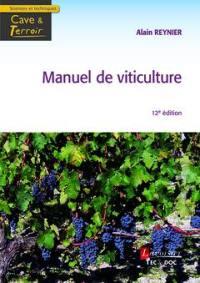 Manuel de viticulture