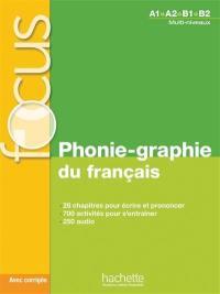 Phonie-graphie du français