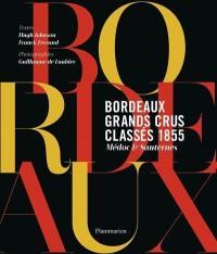 Bordeaux, grands crus classés 1855