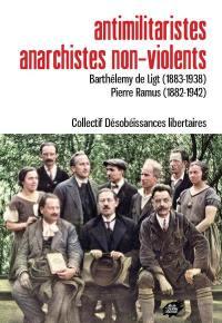Antimilitaristes anarchistes non-violents