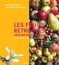 Les fruits retrouvés